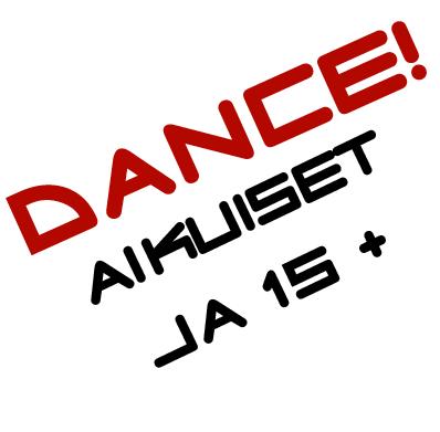 Tellus ry. Dance aikuiset ja 15+