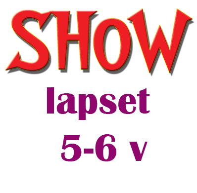 tellus ry. Show lapset 5-6 v