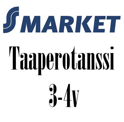 tellus ry. S-market taaperotanssi